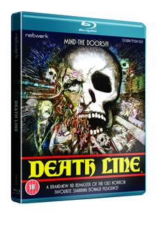 ICYMI: #blogengage Death Line, mind the doors – Blu Ray Review @KarenNWoodham