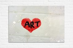 With all my heart :) by DagaFreya The Meaning of Sewing on Etsy