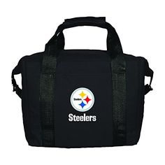 NFL Pittsburgh Steelers Soft Sided 12Pack Cooler Bag -- More info could be found at the image url.
