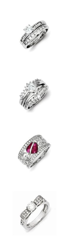Cz Rings Collection - Fashion Rings - Wedding Rings