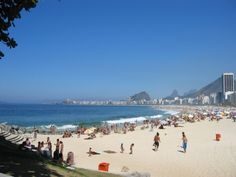 Copacabana Beach – Rio de Janeiro.  One of the most characteristic aspects of Brazilian culture of life are beaches that are widespread in almost all coastal areas. The most famous beach in Brazil, and certainly one of the most famous in the world is Copacabana beach. Copacabana is located on the eastern coast of Brazil and used the advantages of the fantastic weather conditions throughout the year, one of the reasons why millions of tourists visit this beach every year.