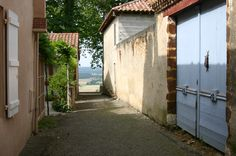 Ruelle de Montaut #landes #chalosse #montaut #campagne #countryside #village #alley #southwest