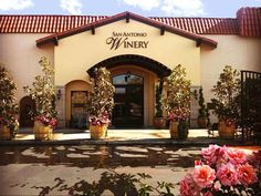 Did you know Downtown LA was the original wine country in California? San Antonio Winery LA is the oldest winery in LA county - a must visit! #stellarosa #wheninla