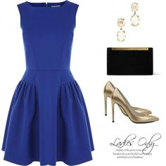"""""""Electric Event"""" by ladies-only on Polyvore"""