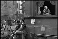 Henri Cartier-Bresson, Harlem, New York, USA, 1947. © Henri Cartier-Bresson/Magnum Photos.