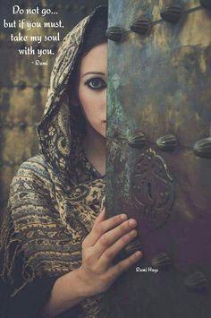 Beloved Rumi ♥ ♥ ♥ Rumi Hugs page