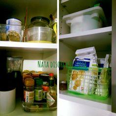 Nata disorganizzata: Come fare a organizzare tutto? Quattro regole per trovare un posto per ogni cosa.