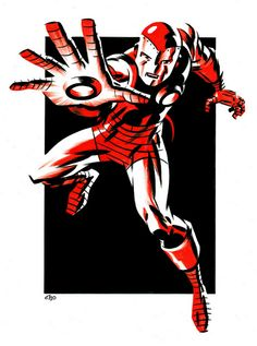 Comic Book Artist: Michael Cho | Abduzeedo | Graphic Design Inspiration and Photoshop Tutorials