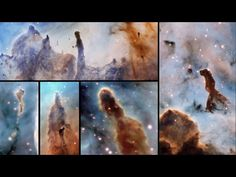 Unraveling The Majestic 'Pillars Of Destruction' In The Carina Nebula And The Causes (Video) : Space : Science World Report