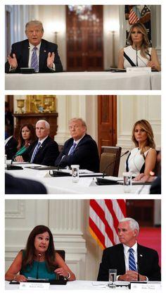 Karen Pence, Malania Trump, Greatest Presidents, Mike Pence, First Lady Melania Trump, Vice President, Schools, Donald Trump, United States