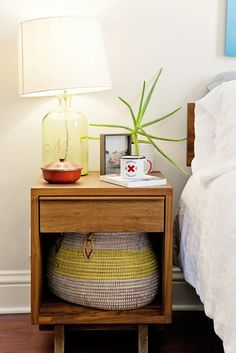 House Tour: A Bright, 700 Square Foot Rental Apartment | Apartment Therapy