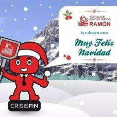 Un poco tarde pero CRISISFIN os desea feliz navidad!