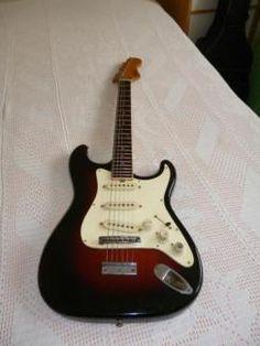 Hofner 170 Stratocaster - Kopie Höfner E - Gitarre Strat Vintage in Wandsbek - Hamburg Volksdorf | Musikinstrumente und Zubehör gebraucht kaufen | eBay Kleinanzeigen