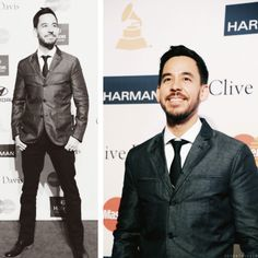 Mike Shinoda-- bearded mike is the best mike.