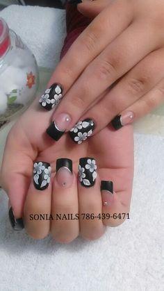 Uñas negra