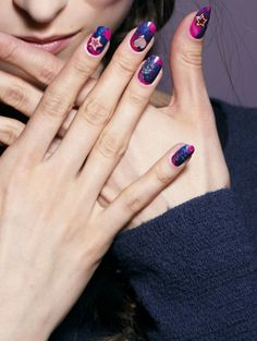 Showstoppers! #prettynails #feest #inspiratie #beauty # nagellak