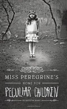 Reading this next....Miss Peregrine's Home for Peculiar Children by Ransom Riggs, so good..