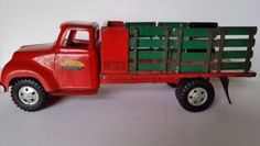 1954-55 TONKA INTERCHANGEABLE STAKE BED TRUCK