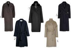 Wool coats   chaloth.se