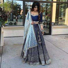 Blue embroidrey sequence work lehenga cholli blue wedding dress blue wedding lehenga - Source by omathoreson - Indian Lehenga, Indian Gowns, Indian Attire, Red Lehenga, Pakistani Dresses, Pakistani Bridal, Sabyasachi Wedding Lehenga, Indian Prom Dresses, Indian Wedding Lehenga