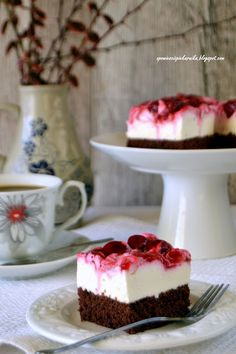 Baking Tips, Minis, Panna Cotta, Ale, Cheesecake, Food And Drink, Cookies, Ethnic Recipes, Sweets