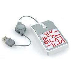 #Promotional Optical Slim Puzzle Mouse - From £1.76