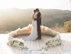 The altar is a great place to really show off! These amazing wedding ideas for ceremony structures (e.g., chuppahs, arches, and backdrops ) are designed to draw much attention to the bride and grown, creating an intimate frame as lovers exchange vows. A well-designed structure is the perfect focal point for guests and one of the greatest props in an […]
