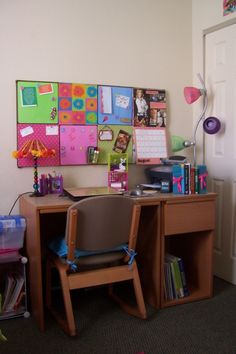 My Second Year of Colorful Dorm Life--great website with lots of dorm ideas