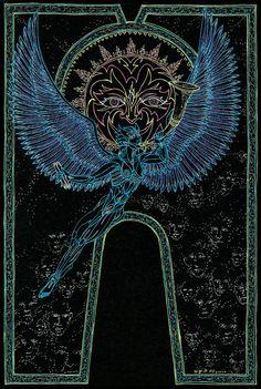 Judgement - The Herald Summons the Souls by Lakandiwa