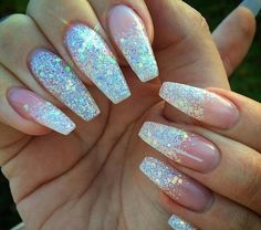 Luv the sparkle.... Bling is always a winner!!!
