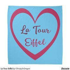 La Tour Eiffel Bandana