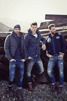 New #AW2015 collection men #PetrolIndustries