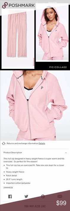 56897c18b87e9 5419 Best My Posh Closet images in 2019   Pink, vs Pink, Womens fashion