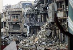 civil war in Syria.