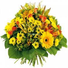 Доставка на букети от цветя в цяла България. Цветята се доставят с лични куриери от регионални магазини за цветя в България.