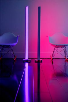 Tono Floor Mood Light - This could be great for parties/gathering at home.