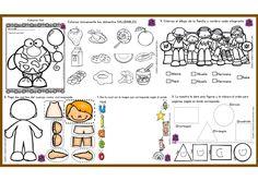 Evaluación Final De Español Nivel 2 | Didáctica Educativa