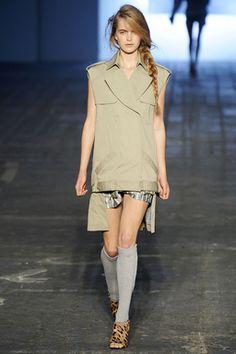 Alexander Wang Fall 2015 Ready-to-Wear Fashion Show: Runway Review - Style.com
