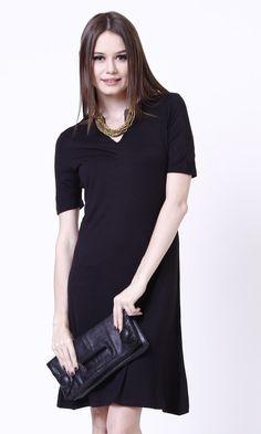 Elegant stylish and hot dress | Agatha Knit Suiting Dress