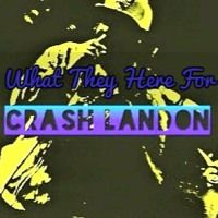 What They Here For by Crash Landon on SoundCloud