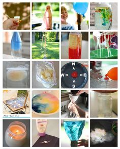 20 Science Experiments for Kids!