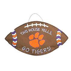 Clemson Tigers Burlee Home Decor Wreath Sports Team Acces... https://www.amazon.com/dp/B01HC2JVO4/ref=cm_sw_r_pi_dp_aDcCxbANDAHTJ