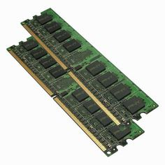 PNY OPTIMA 2GB (2x1GB) Dual Channel Kit DDR2 667 MHz PC2-5300 Desktop DIMM Memory Modules MD2048KD2-667 * Visit the image link more details.