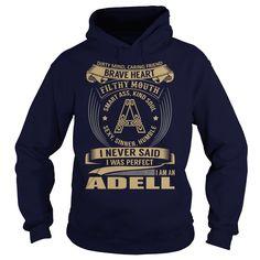 (Tshirt Awesome T-Shirt) ADELL Last Name Surname Tshirt Discount Codes Hoodies Tees Shirts
