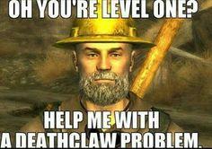 Tu es du niveau 1 ???  Aide moi avec mes problèmes de Griffemorts !