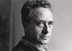 Gerhard Richter photographed by Benjamin Katz in Köln, 1984