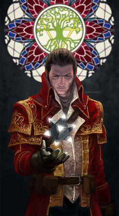 Templar Enforcer by sunsetagain.deviantart.com on @DeviantArt