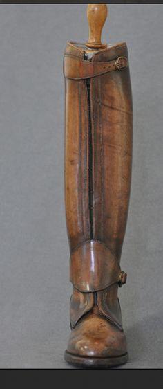Polo boots Joel Albert.