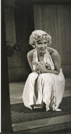 """Marilyn Monroe in """"The Seven Year Itch"""" 1955"""