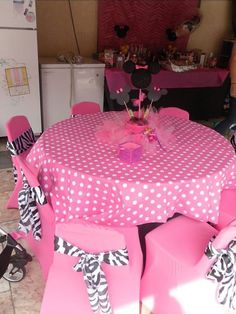 Minnie Mouse Birthday Party | Minnie Mouse Theme Kids Birthday Party | Themes For Kids Party Rental